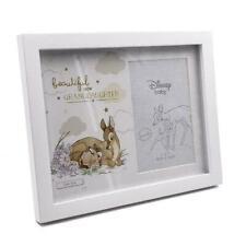 More details for beautiful granddaughter disney magical beginnings photo frame - bambi
