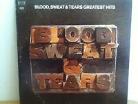 BLOOD  SWEET &  TEARS             LP        GREATEST   HITS