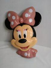 Minnie Mouse Plastic Face