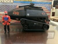 Hasbro GI Joe Cobra HISS Tank with Driver 1983 ARAH Vehicle - Complete Set