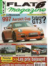 FLAT 6 171 PORSCHE 997 AEROKIT CUP 996 GT3 RSR 996 C2 3.4 CAB 997 C2S CABRIOLET