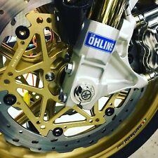 RACETORX Honda CBR600RR 2003-2018 Axle Bolt TITANIUM M14x1.5 Front RTX188