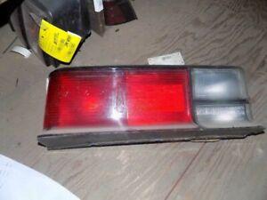 Driver Left Tail Light 2 Door Fits 81-83 HORIZON 10059