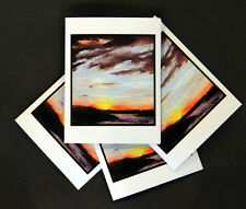 Studio View, Dusk- Note Cards