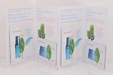 3 Set Clarins Hydra-Essentiel Moisturizer Silky Cream Samples (6pk total)