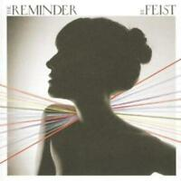 FEIST The Reminder (2007) 14-track CD album New/Unplayed
