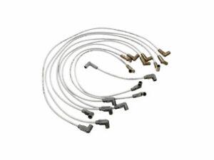 For 1995-1996 AM General Hummer Spark Plug Wire Set SMP 13896JF 5.7L V8