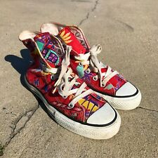 Vintage 1980s MADE IN USA CONVERSE SIZE 5 Mens Used