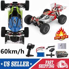 Wltoys XKS 144001 RC Car 60km/h 1/14 2.4GHz 4WD Racing Off-Road Drift RTR S3H6