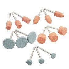 Grinding Stone Wheel Head Dremel Tools Accessories Abrasive Mounted Stone 15pcs