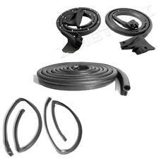 81-87 Regal 81-88 Cutlass Supreme Weatherstrip Seal Kit 5 Pieces Metro