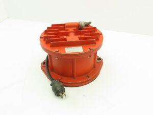 FMC Syntron V-50-D1 Magnetic Hopper Vibrator 4.5A 115V 3600 VPM