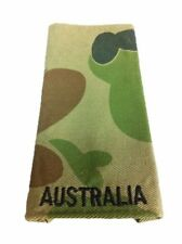 Slide - Auscam - Private - Pair Army & Military Patches