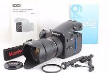 Mamiya 645 AF Camera Body w/ 55-110mm f/4.5 AF Lens & Release Cable  Excellent++