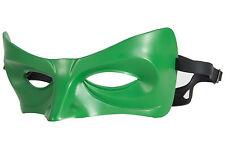 XCOSER Green Lantern mask Cosplay Props Masquerade Ball Eye Masks Superhero Mask