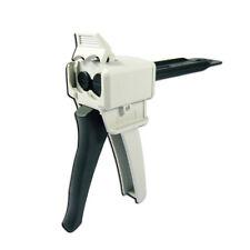 1:1 2:1 Dispensing Gun 50ml Polyurethane Epoxy Resin Dental Impression Mixing