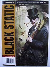 UK Horror Magazine - BLACK STATIC #30, September/October 2012