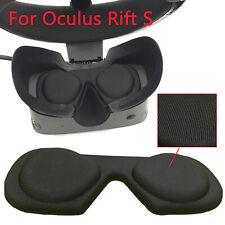 1xVR Lens Protective Sleeve Dust Proof Cover for Oculus Rift S VR Gaming Headset