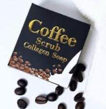 Coffee Scrub Collagen Soap