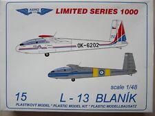 Maquette avion Aeroteam 1/48 Ref 15 L-13 Blanik