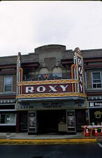 historic structures-Movie Theater-Roxy Theater @ Northampton Pa. Fuji slide