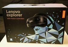 Lenovo explorer VR - with Motion Controllers - PERFETTAMENTE FUNZIONANTE