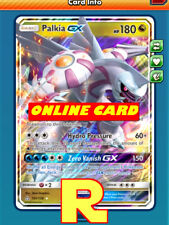 Palkia GX - Regular Art - for Pokemon TCG Online ( DIGITAL ptcgo in Game Card)