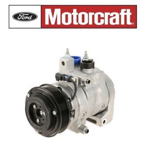 For A/C Compressor w/ Clutch OES Motorcraft For Ford F-150 5.0 V8 2011-2014