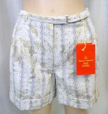 Authentic Vivienne Westwood Tudor Lace Shorts Sz. 40 (USA Sz. 4) NWT $735 (C)