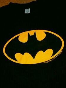 VTG 1988 Stanley DeSantis Batman T-Shirt XL DC COMICS INC. DE SANTIS RARE GRAIL