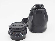 [MINT] Contax Carl Zeiss Tessar T* 45mm f2.8 MMJ Good Condition lens from JP
