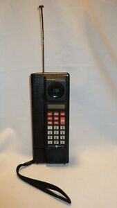 Vintage GE General Electric Cellular Personal Radio T2BGE Mobile Cell Phone RARE