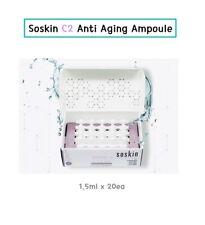 Soskin C2 Anti Aging Ampoule 1.5ml x 20ea