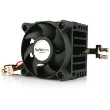 StarTech.com 50x50x41mm Socket 7/370 CPU Cooler Fan w/ Heatsink and FANP1003LD