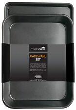 master class non-stickTwin Bakeware pack 39x27x2cm, 34x26x7cm