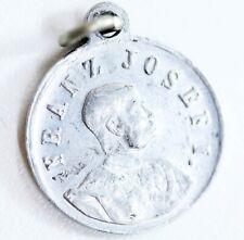 kuk Medaille - Kaiser Franz Josef / O Maria ohne Makel empfangen  #28995