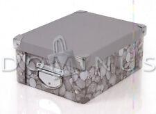 66457 Arranger Aufbewahrungsbox Ordnungsbox Kiste Schachtel Grau 39 x 28 x 19 cm