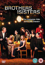 Brothers and Sisters - Season 5  DVD  NEW SEALED FREEPOST