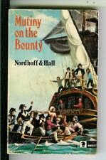 MUTINY ON THE BOUNTY by Nordhoff & Hall, British Black Knight #15201 vintage pb