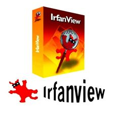 IrfanView - Photo Editing Batch Conversion Graphic Viewer Software CD-Rom (Best)