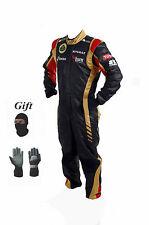 Lotus Hobby kart race suit 2013 style