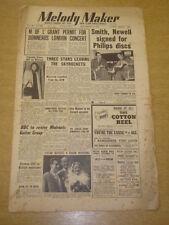 MELODY MAKER 1952 SEPTEMBER 6 PHILIPS EMI SKYROCKET DR CROCK JAMBOREE < +
