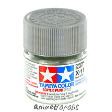 TAMIYA COLOR GLOSS ACRYLIC PAINT X-11 CHROME SILVER 10ml Free Shipping New