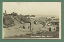 C1920'S RP PC PULLOVER, MABLETHORPE - THE TIP TOP ICE CREAM KIOSK, PEOPLE