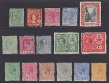 BAHAMAS EXCELLENT MINT HINGED & USED COLLECTION REMOVED FROM STOCK SHEET - W454