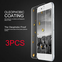 3X Premium Real Screen Protector Tempered Glass Protect Film For iPhone 8 7 FA