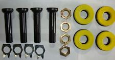 JCB PARTS 3CX  HYDRA CLAMP BOLT , NUT , SEAL AND WASHER KIT X 4 (WHOLE MACHINE)
