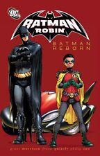 BATMAN+ROBIN #1 REBORN HC (deutsch) lim.Hardcover Variant lim. 222 Ex.