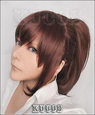 Cosplay Wig Attack on Titan Sasha Blouse Brown Free shipping Anime wig hair