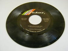 Leona Williams Babe Just For You/Country Girl With Hot Pants On 45 RPM